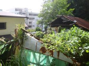 行政代執行で除却される空き家 - 横須賀市